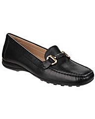 Geox  Euro Slip on Moccasin Shoe