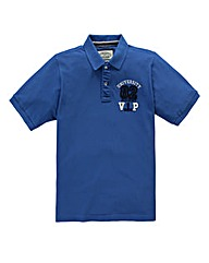 Jacamo Daytona Collegiate Polo Long