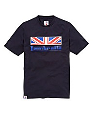 Lambretta True Colours T-shirt Long