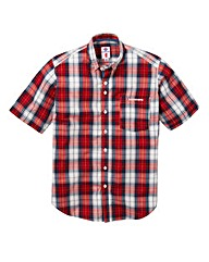 Lambretta Tartan Shirt Long