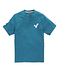 Voi Wynd Teal T-Shirt Regular