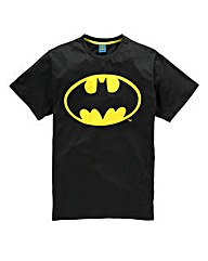 Batman Black Short Pj Set