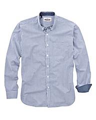 Jacamo Century L/S Stripe Shirt L
