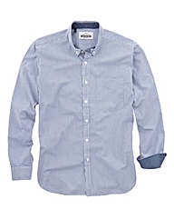 Jacamo Century L/S Stripe Shirt Reg