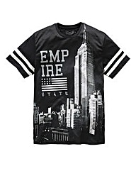 Label J Empire State T-Shirt Regular