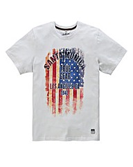 Jacamo Island Graphic T-Shirt Long