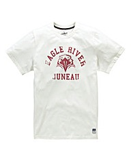 Jacamo Albion Graphic T-Shirt Long