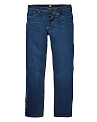 UNION BLUES Dexter Straight Leg Jean 33
