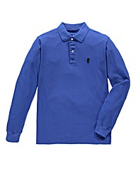 Jacamo Cobalt L/S Griffin Polo Long
