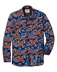 Joe Browns Summer Sun Woven Shirt Reg