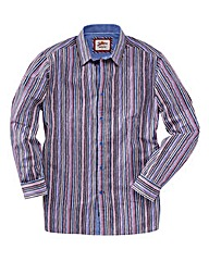 Joe Browns Stripe It Up Shirt Long