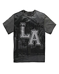 Label J Dark LA T-Shirt Long