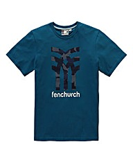 Fenchurch Icon Logo T-Shirt Long