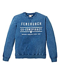 Fenchurch Lyste Crew Neck Sweatshirt
