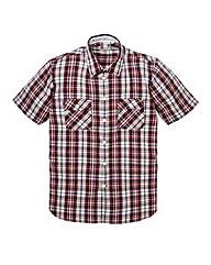 Fenchurch Dork Check Shirt Regular