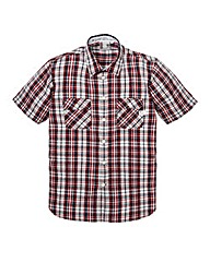 Fenchurch Dork Check Shirt Regular