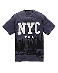 Label J Dark NYC T-Shirt Long