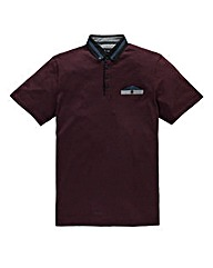 Black Label by Jacamo Leigh Polo Shirt R