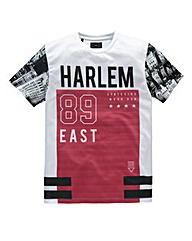 Label J Harlem 89 East T-Shirt Long