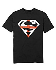 Superman Graphic T-Shirt Long