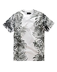 Label J Palm Side T-Shirt Long