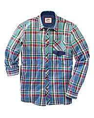 Joe Browns Check Shirt Long