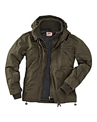 Joe Browns Hooded Jacket