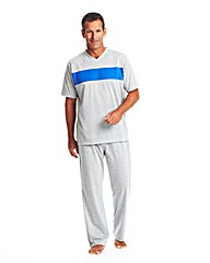Southbay Short Sleeve Knitted Pyjamas