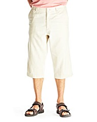 Southbay Linen Mix 3/4 Pants