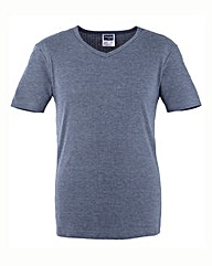 Southbay Thermal S/S V-Neck T-Shirt