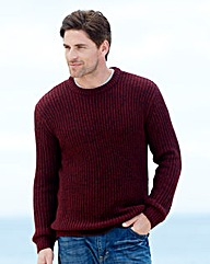 Premier Man Crew Neck Chunky Sweater