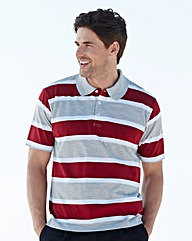 Southbay Stripe Polo Shirt Regular