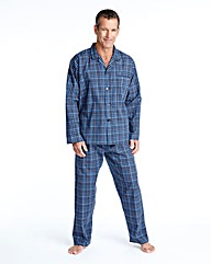 Premier Man Check Pyjamas