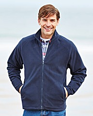 Southbay Zip Front Fleece