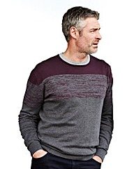 WILLIAMS & BROWN Crew Neck Jumper