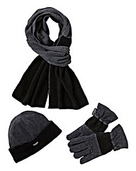 Hat, Scarf and Glove Set