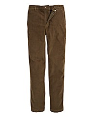 WILLIAMS & BROWN Cord Trousers 31in