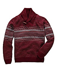 Southbay Shawl Neck Jumper