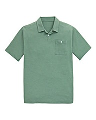Southbay Rever Collar Polo Shirt