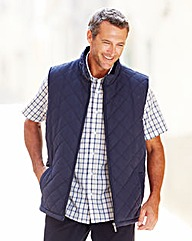 Premier Man Fleece Lined Gilet