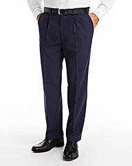 Premier Man Pleat Tunnel Trousers 29in