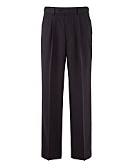 Premier Man Pleat Tunnel Trousers 31in