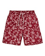 Southbay Floral Swim Short