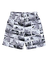 Southbay Photographic Swim Short