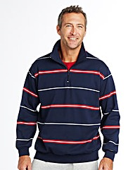 Premier Man Zip Neck Sweatshirt