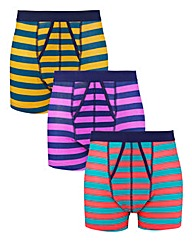 Southbay Pack of 3 Stripe A Front Trunks