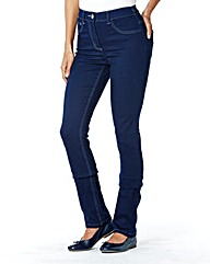 Erin Dual Sized Slim Leg Jean 31in