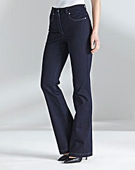 MAGISCULPT Bootcut Jean Length Regular
