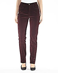 Velvet Straight Leg Jean Regular