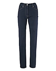 Elle Straight Leg Jeans Length Long